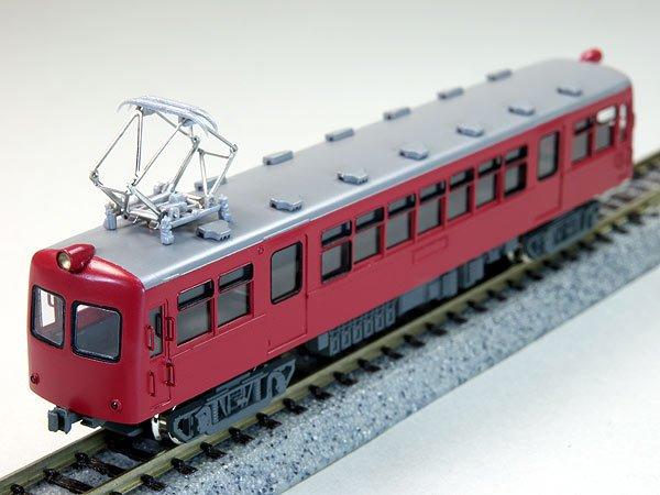 画像1: 【直販限定品 1/150】 遠州20形モハ21(両運のみ)車体キット (1)