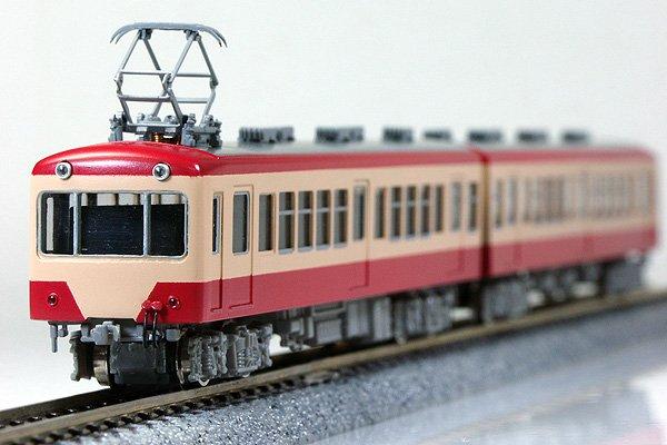 画像1: 【1/150】 福島5100タイプ2輌車体キット (1)