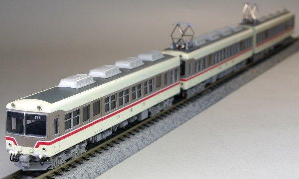 画像1: 【1/150】 富山地鉄14760形(基本+増結クハ175)3輌車体キット (1)