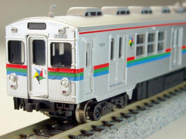 画像1: 【1/150】 7000形タイプ3色ラインデカール (1)
