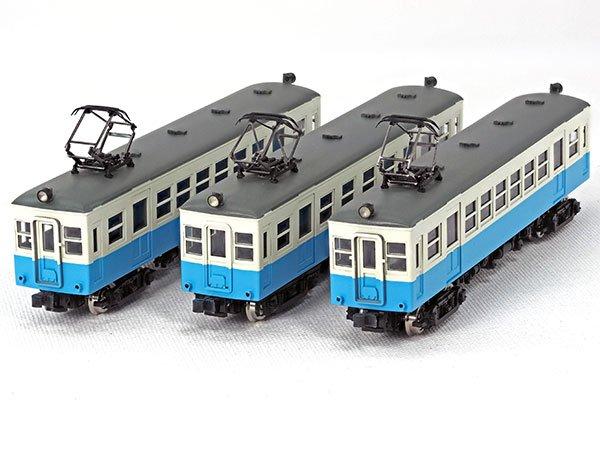 画像1: 【1/150】 淡路交通1000タイプ3輌車体キット (1)